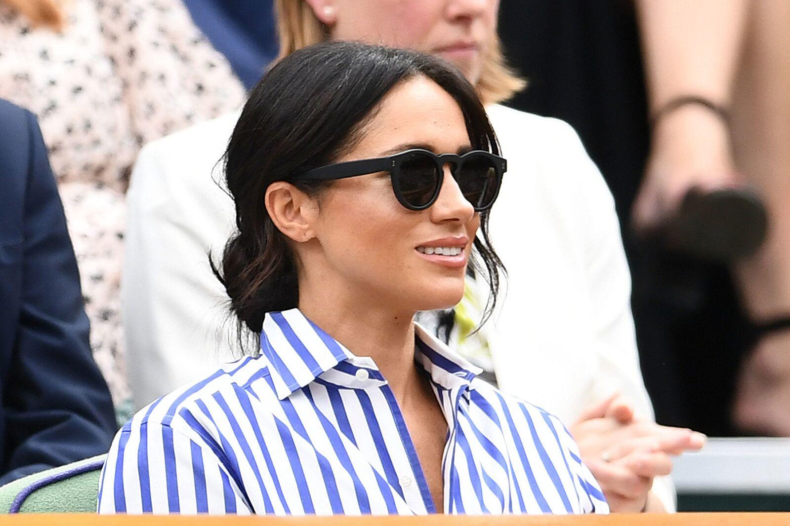 Kim Kardashian's makeup artist gets beauty inspo from Meghan Markle