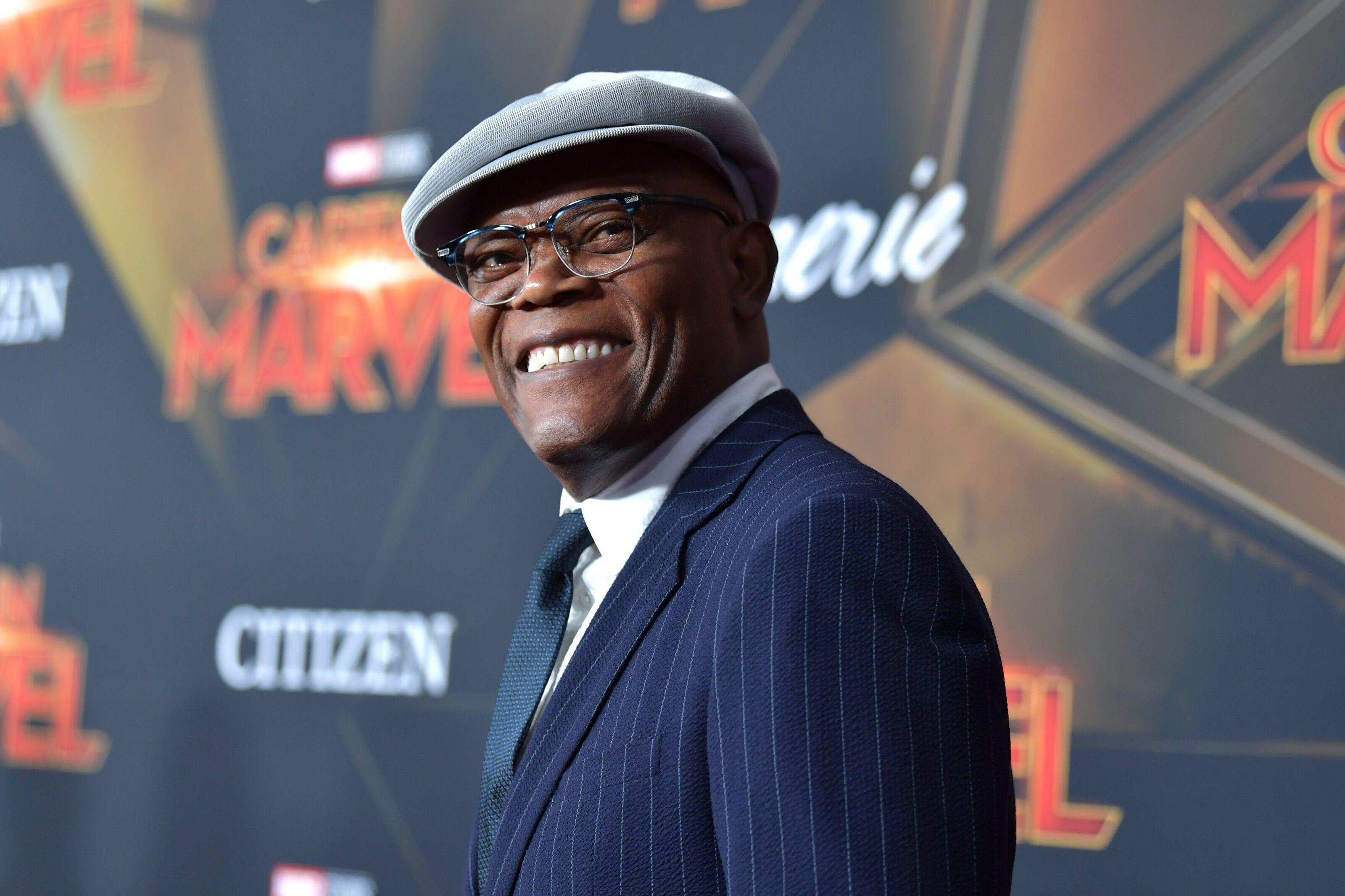 Samuel L. Jackson's response to Scorsese's superhero comments is spot on