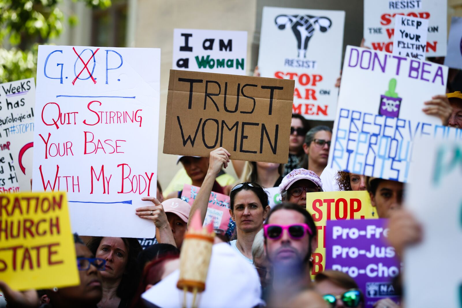 """Lawmakers are asking the Supreme Court to """"reconsider"""" Roe v Wade"""