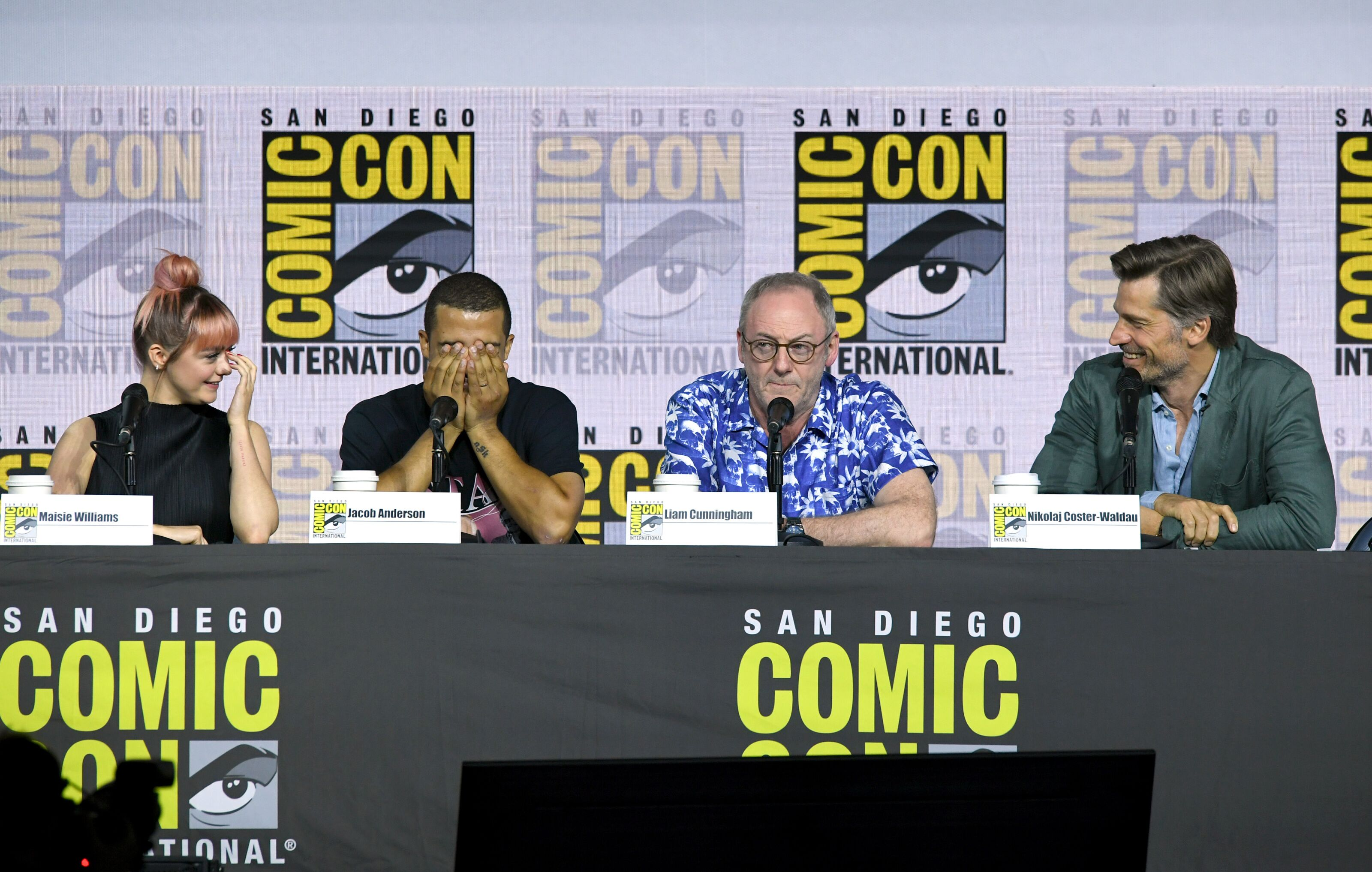 SDCC: Even the Game of Thrones cast couldn't answer these series finale plot holes