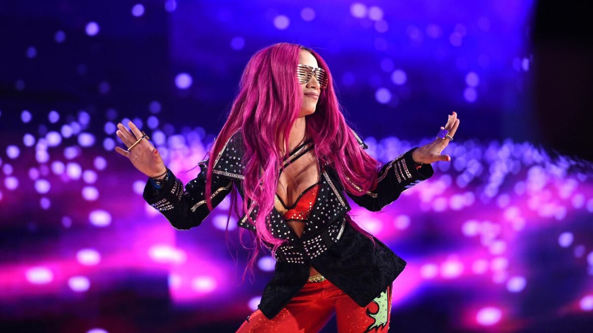 Sasha Banks' WWE Raw Promo Nearly Sends Fans into Panic
