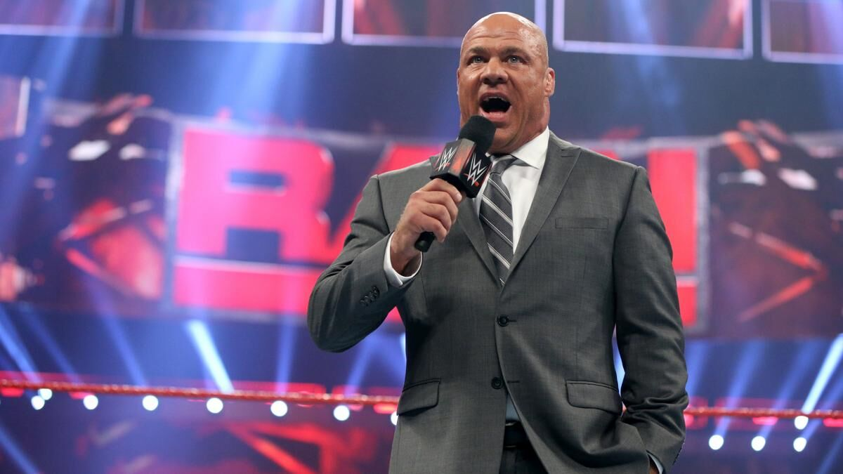 RAW GM Kurt Angle - 5 Talking Points of This Week's WWE RAW