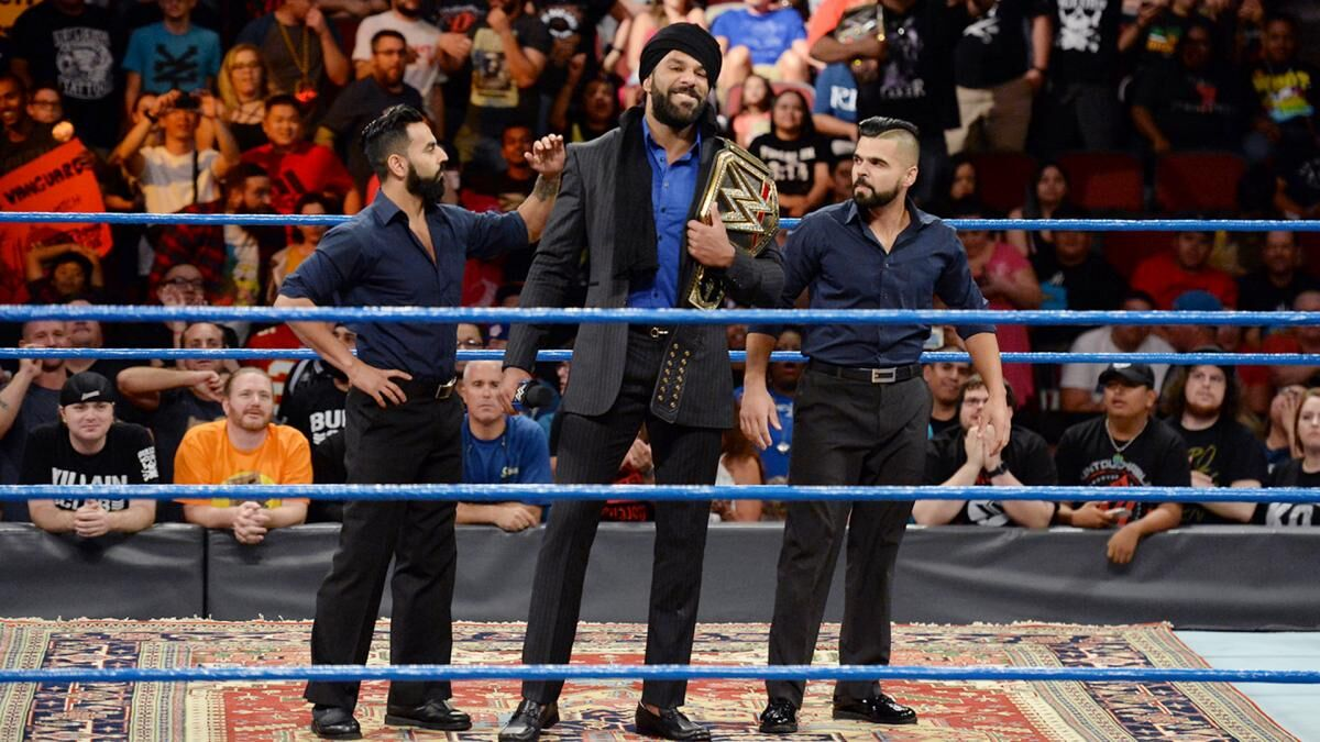 WWE: Who Will be Next in Line for Jinder Mahal's WWE Championship?