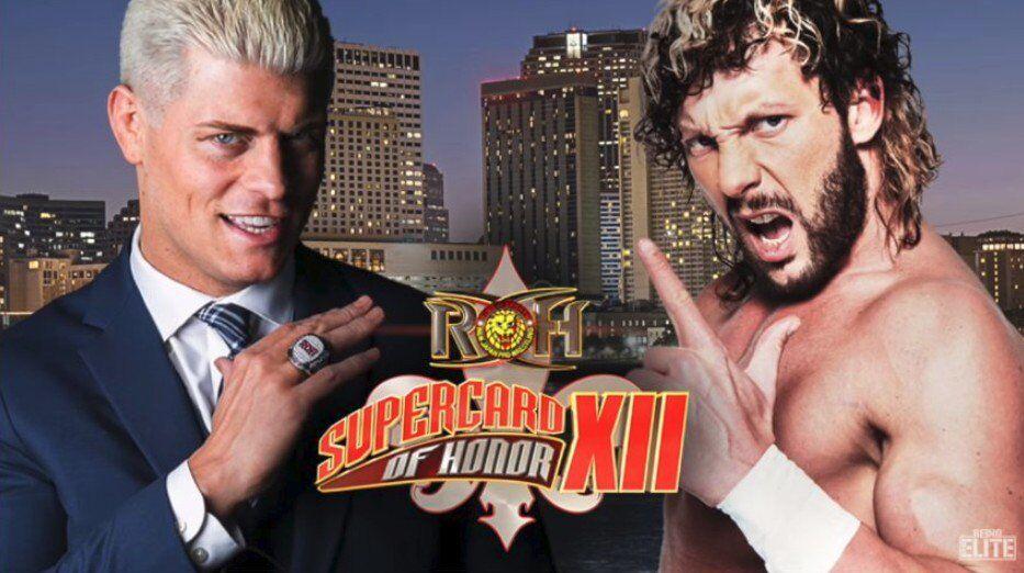 Bullet Club Divided: Kenny Omega vs. Cody at Supercard of ...