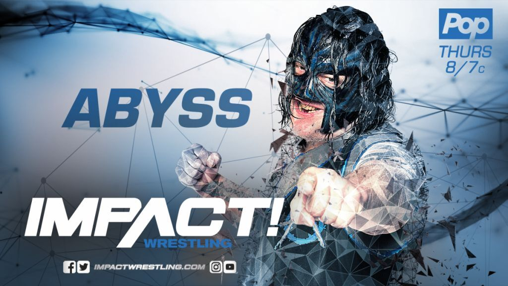 Report: Abyss Has Re-signed With Impact Wrestling