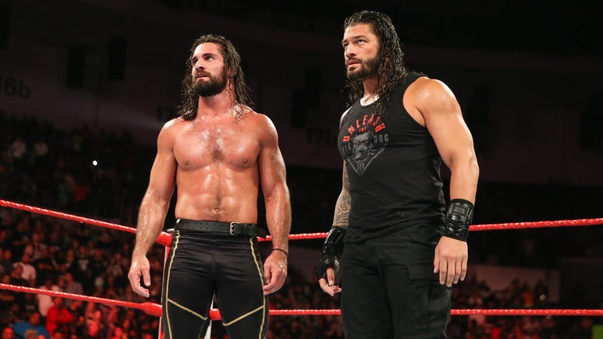 Resultado de imagem para Reigns Rollins