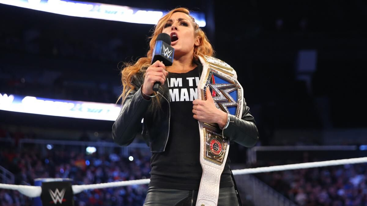 Wrestling Forward: At What Point Do We Stop Comparing Becky Lynch To Others?