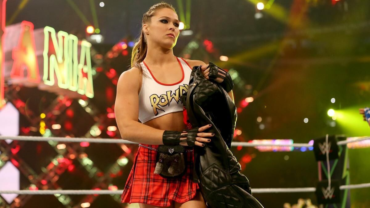 WWE Royal Rumble: Could Ronda Rousey Win To Challenge Becky Lynch?