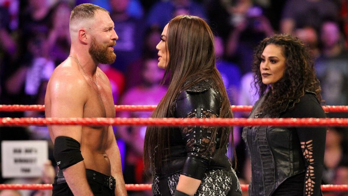 WWE: Nia Jax vs. Dean Ambrose Could Help Revive Intergender Wrestling