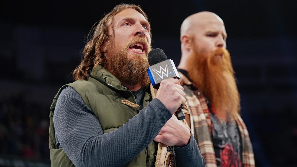 Daniel Bryan says WWE told him to stop talking about environment during heel run