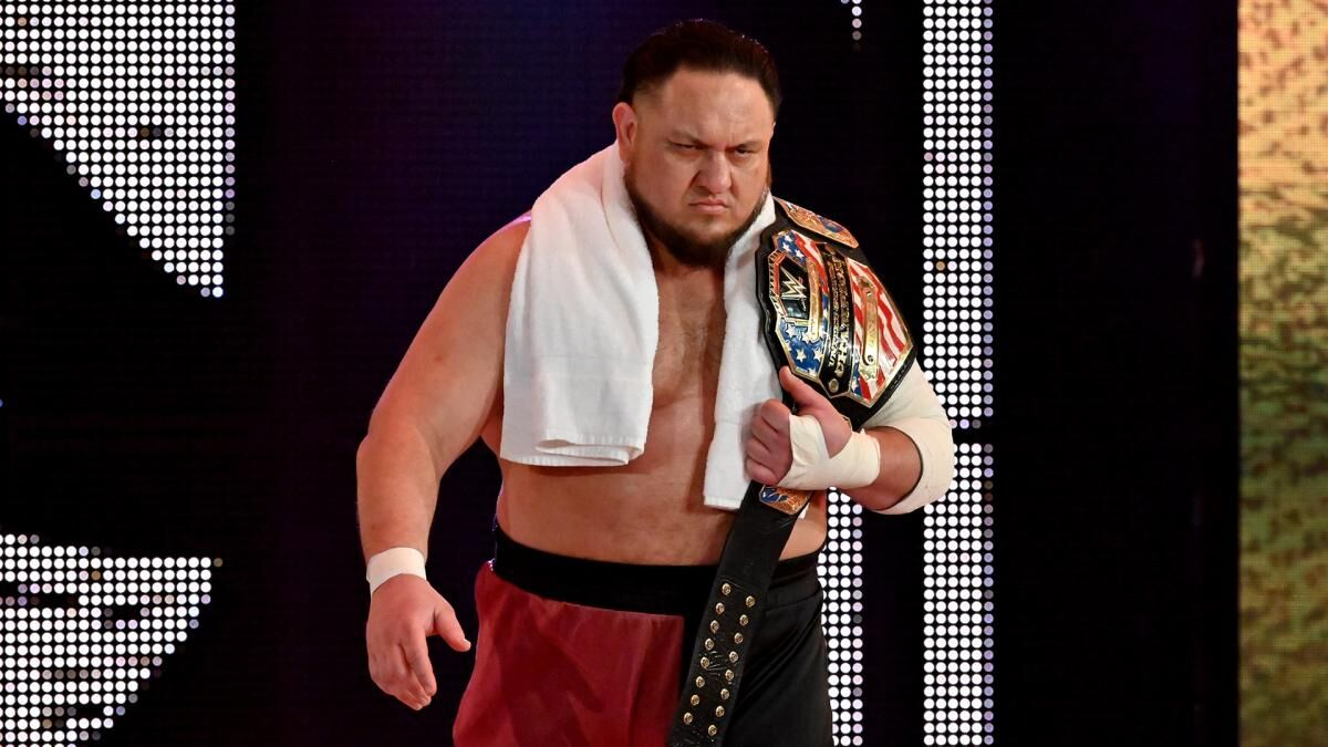 WWE Raw: Samoa Joe stole the show with his commentary