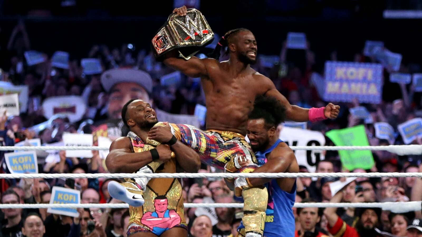Kofi Kingston's post-title treatment shows WWE missed the point