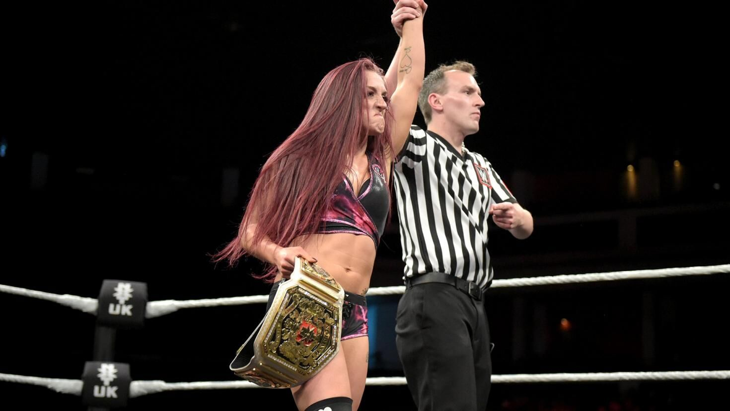 WWE Hall of Famer and NXT champion to be in Women's Royal Rumble?