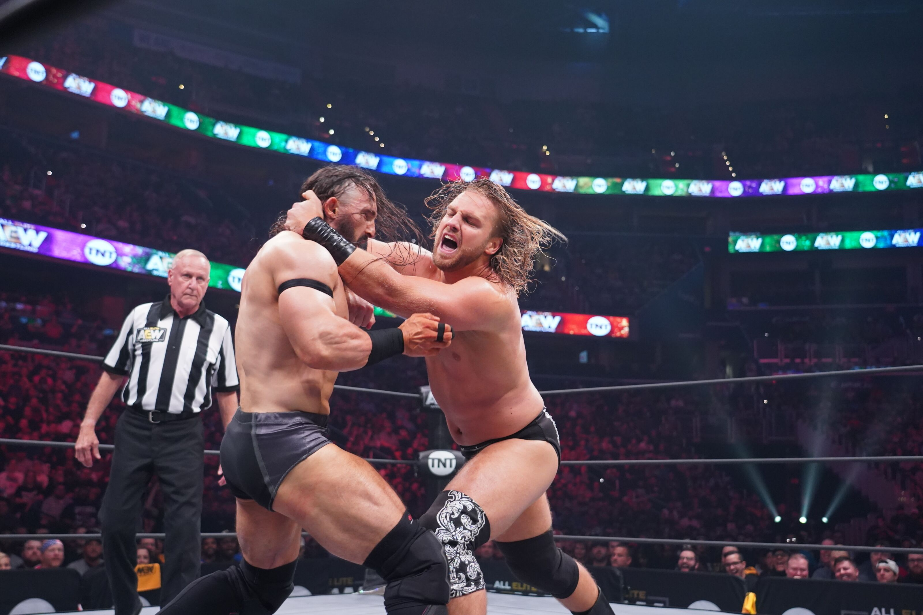 AEW: 3 opponents for Page/Omega at 'Revolution'