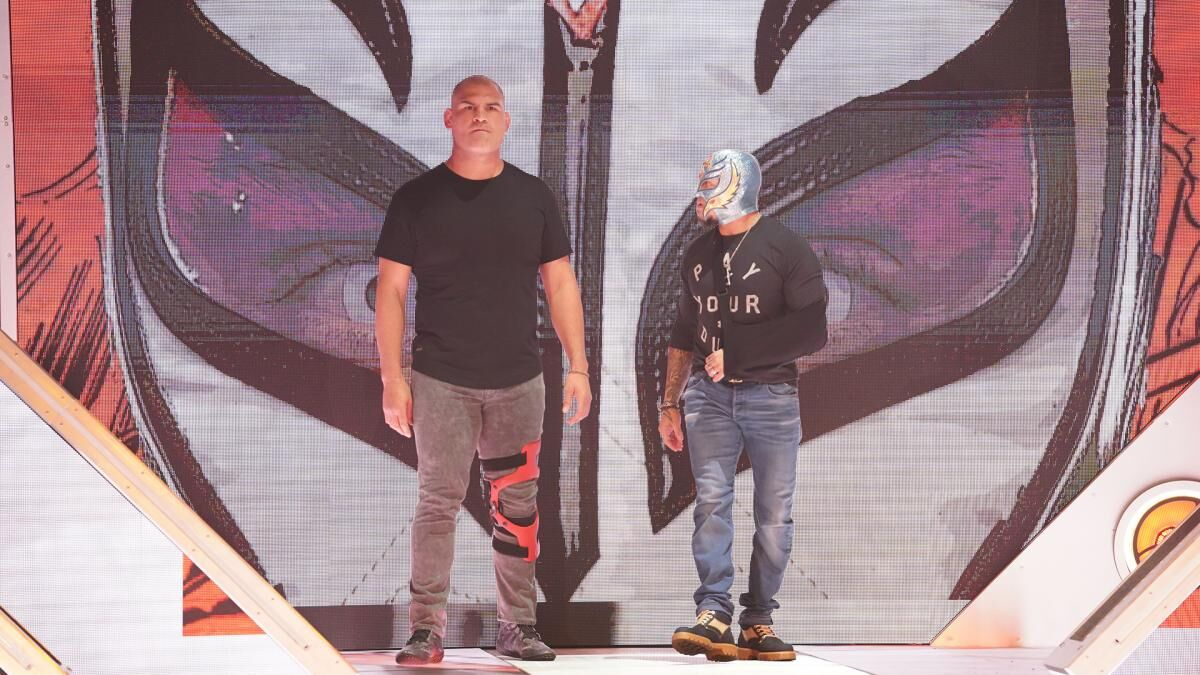 WWE: 3 potential opponents for Cain Velasquez after Brock Lesnar