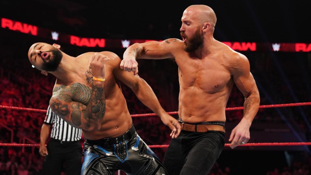WWE: Mike Kanellis returns from hiatus, moving to NXT?