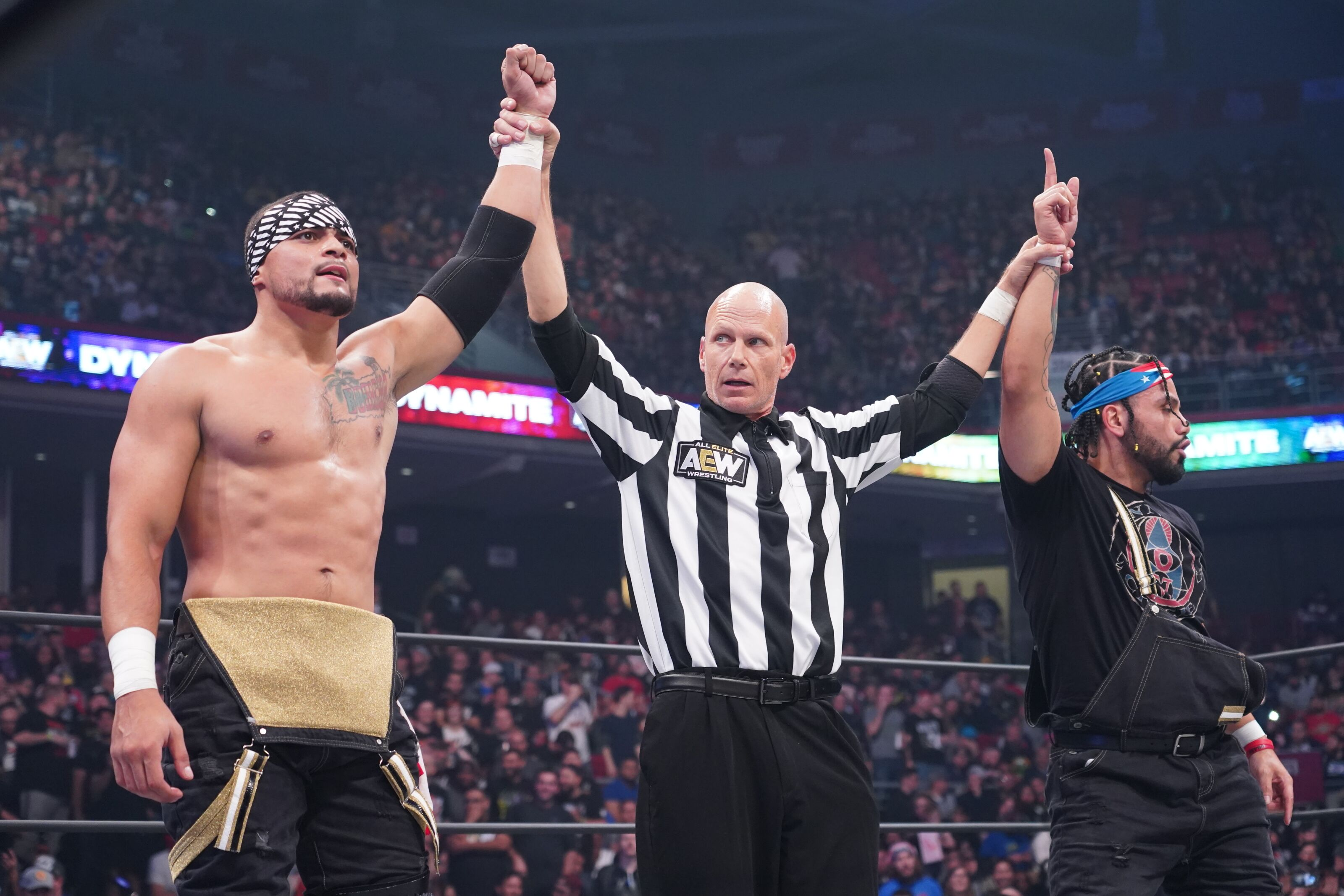 AEW tag team explain why they turned down WWE