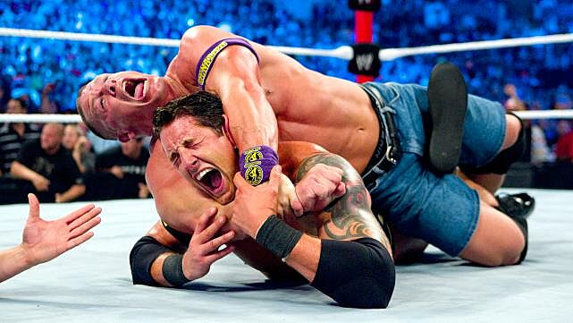10 WWE Matches John Cena Should Have Lost - Page 5