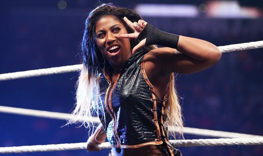 WWE Ember Moon