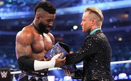 WWE Raw 205 Live