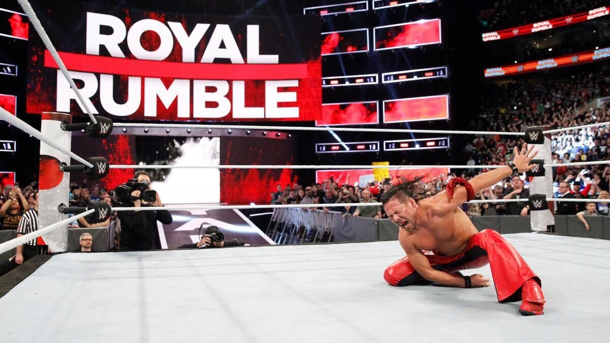 Wwe royal rumble winner 2019