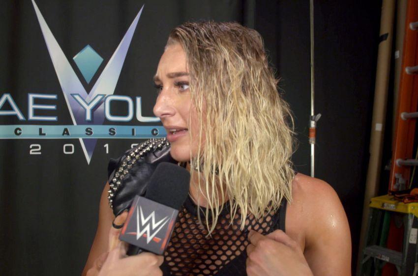 WWE Rhea Ripley