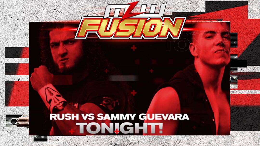 Rush vs Sammy Guevara