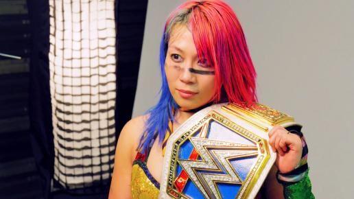 WWE SmackDown Asuka