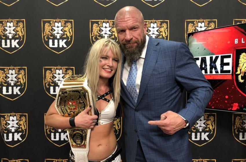 NXT UK Toni Storm