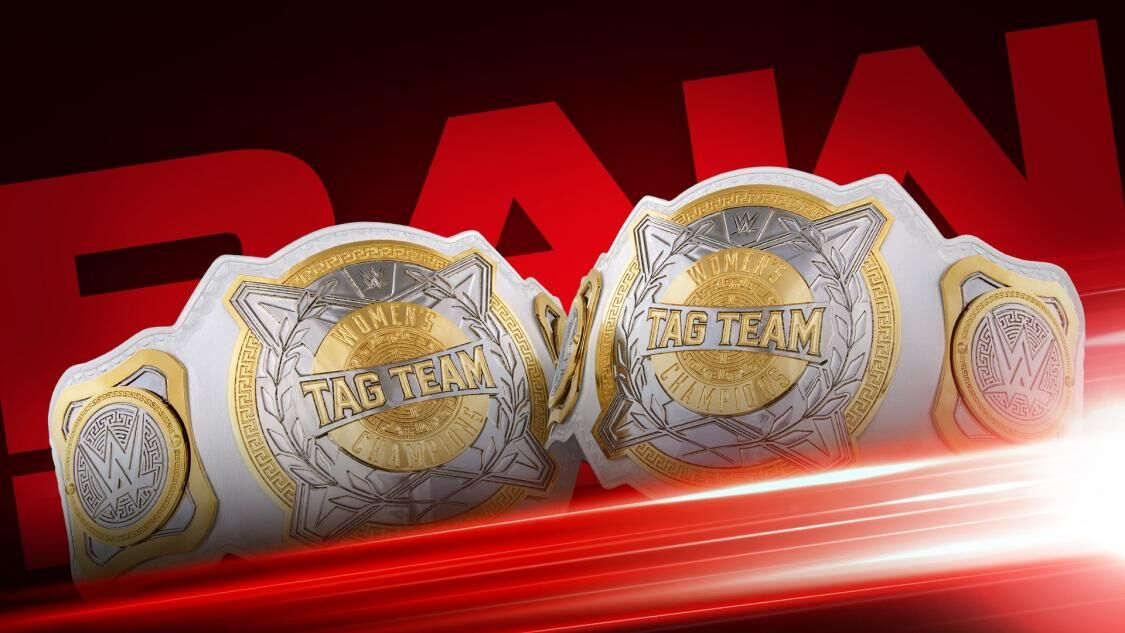 WWE Raw Tag Team Championships