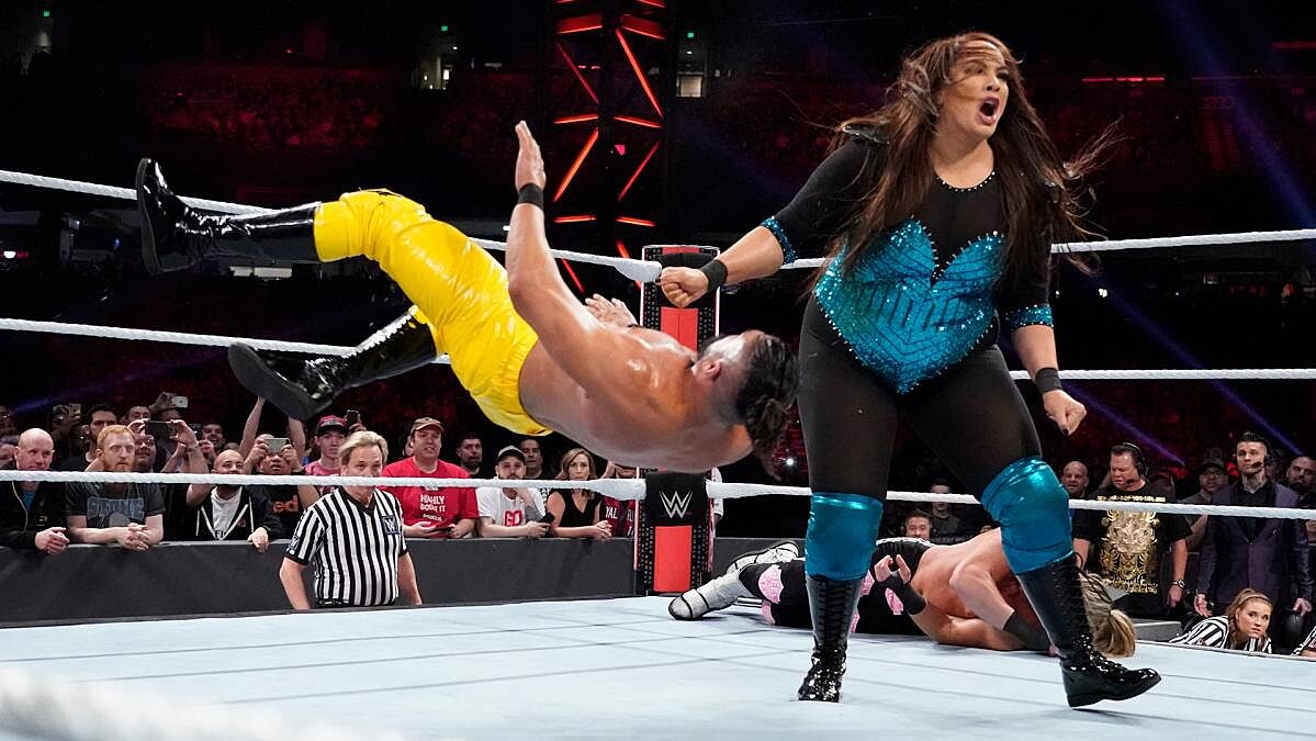 What is the best Womens Title Match in WrestleMania