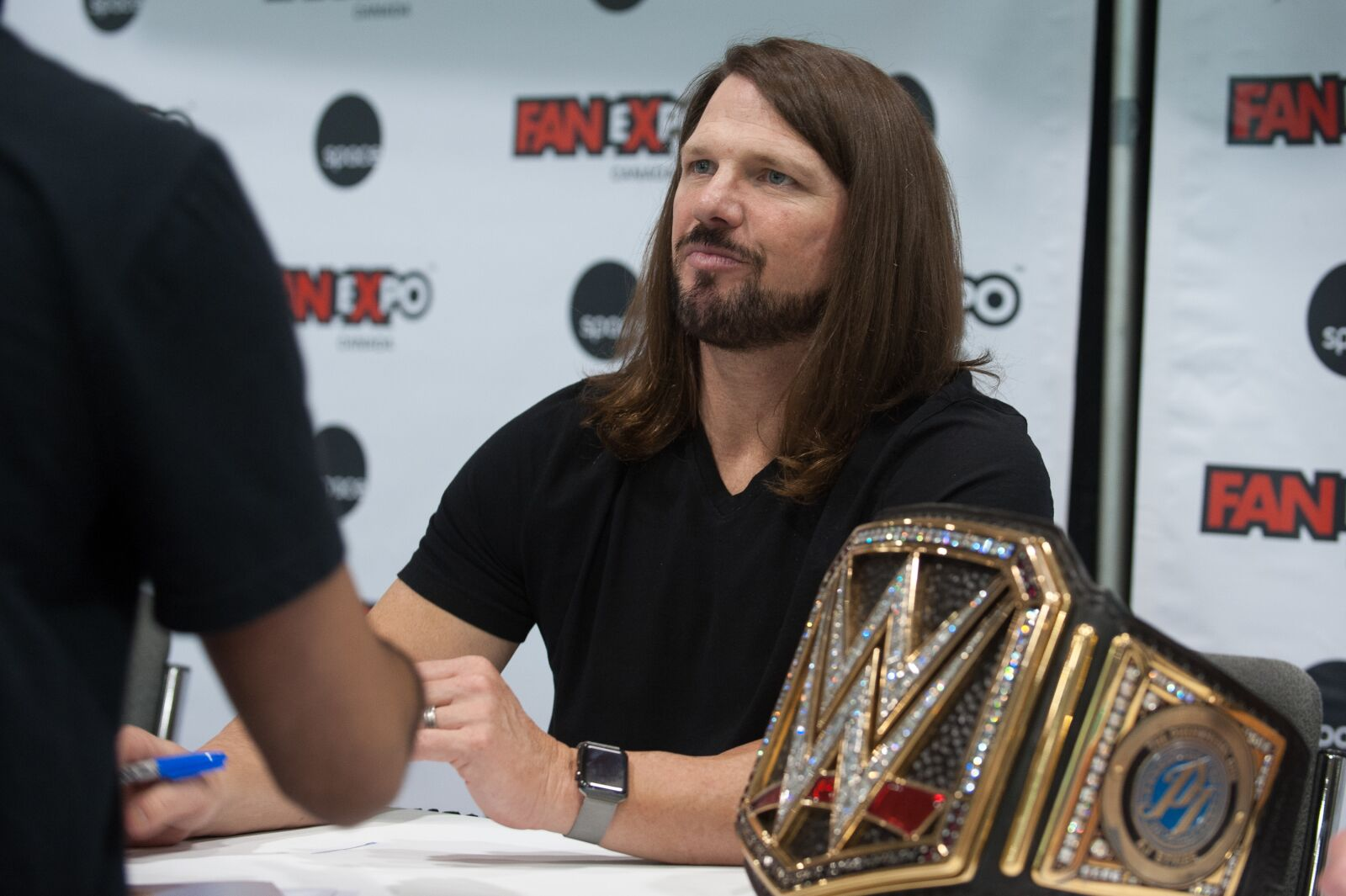 Report: AJ Styles, WWE have agreed to 'major points' of new contract