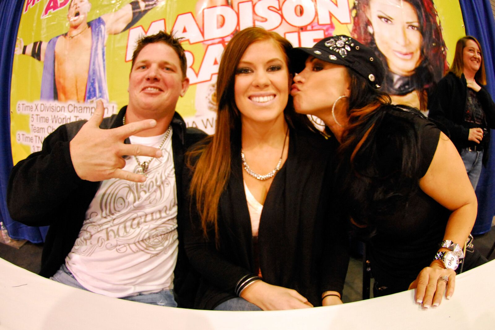 Report: Madison Rayne Receives Release From ROH
