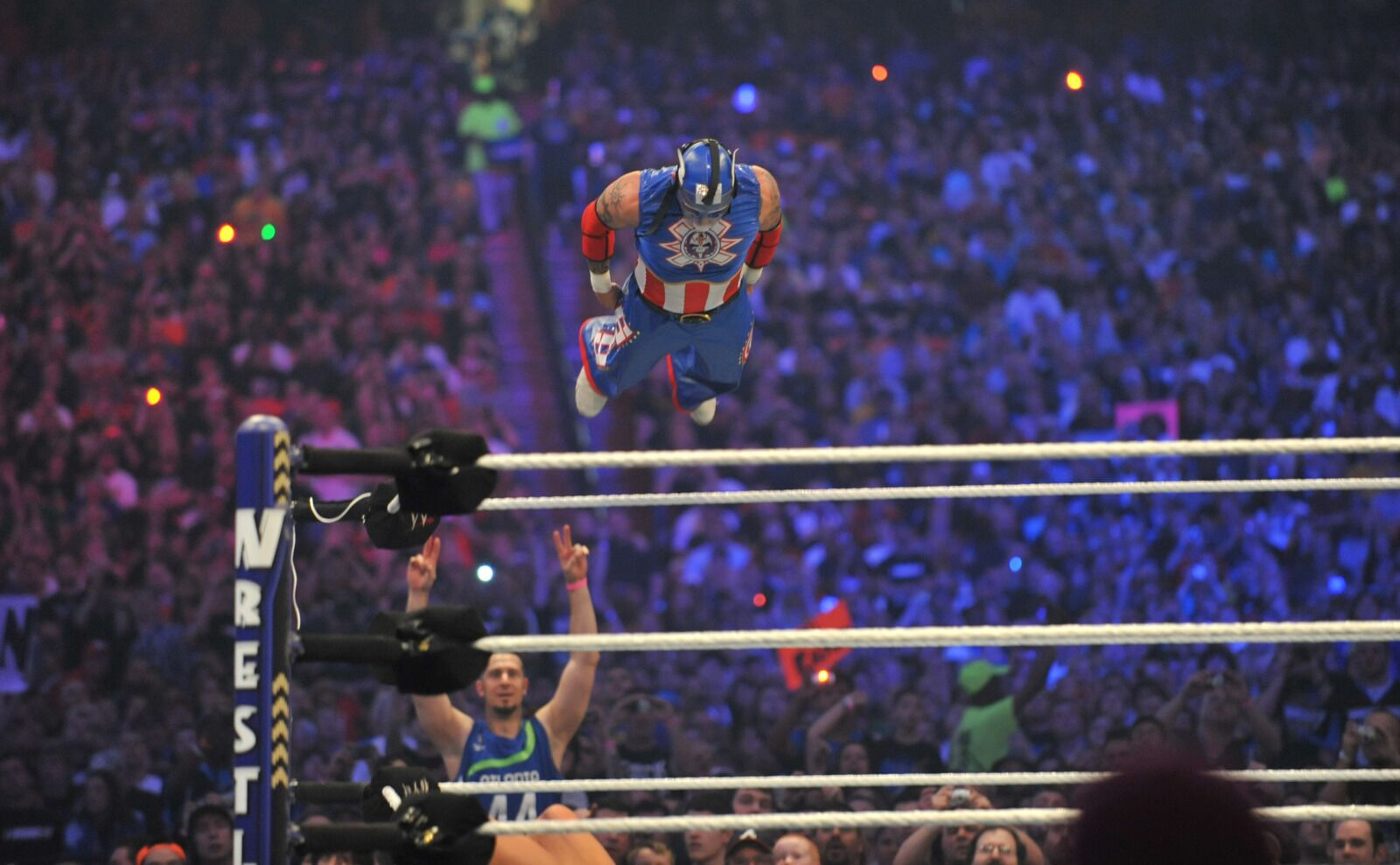 WWE: Rey Mysterio wants Mask vs. Hair with Andrade for WrestleMania 36