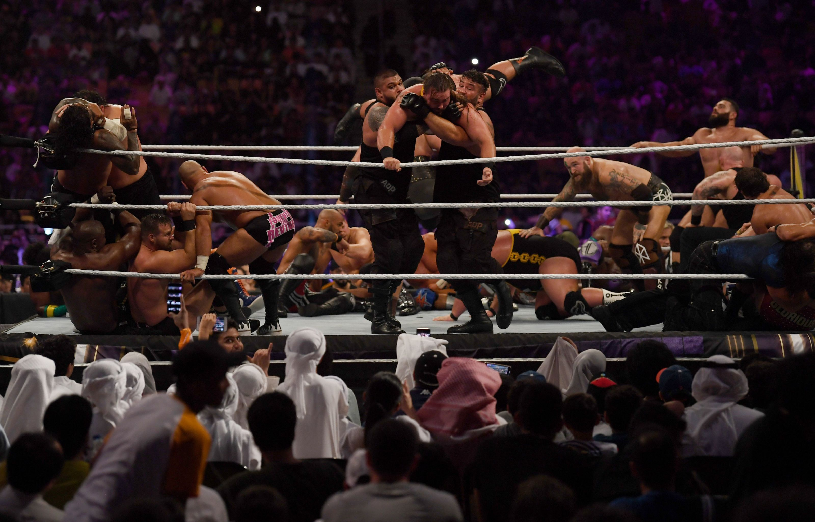 WWE Superstars wanting out won't change anything