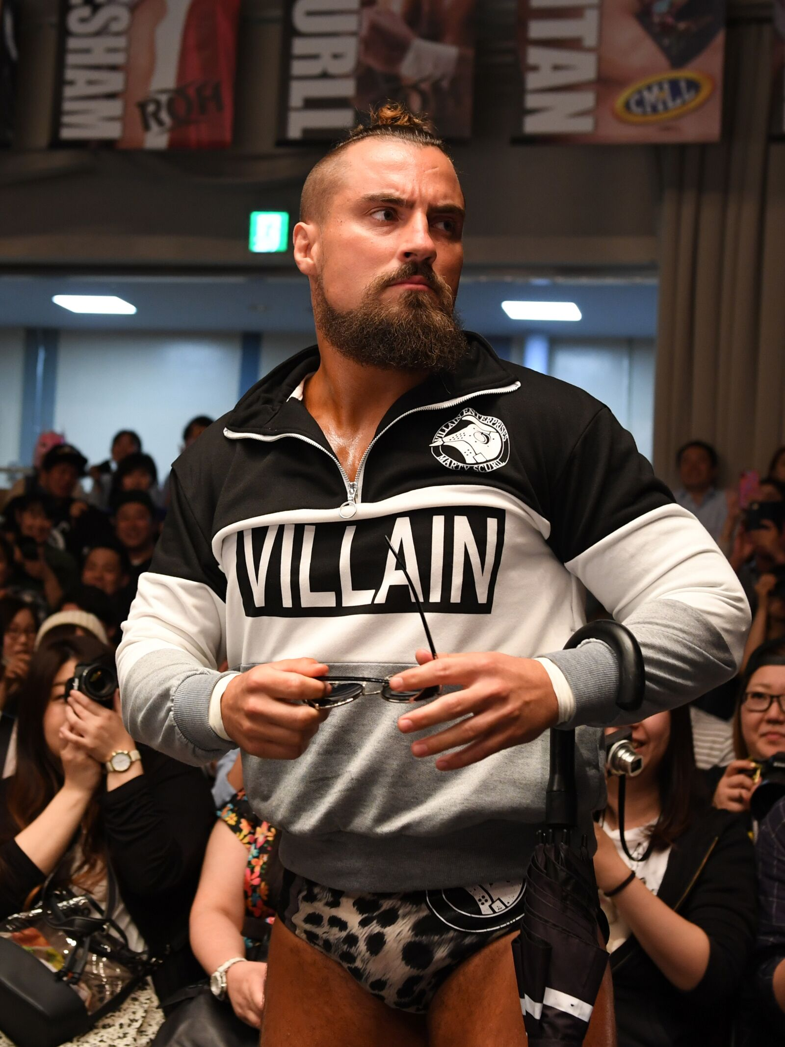 AEW Rumors: Marty Scurll originally planned as the Dark Order leader