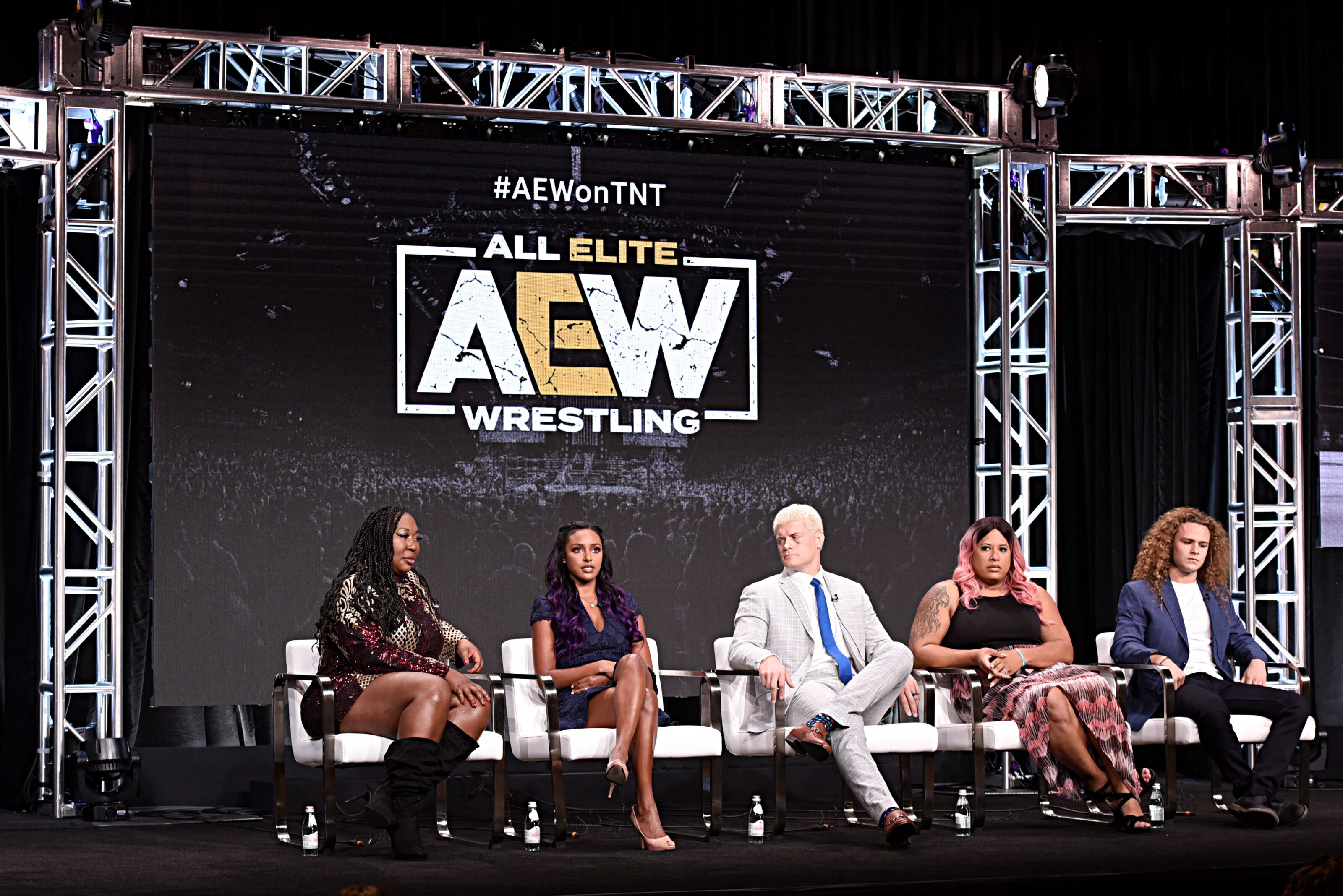 AEW: The Bunny, Butcher and Blade have potential