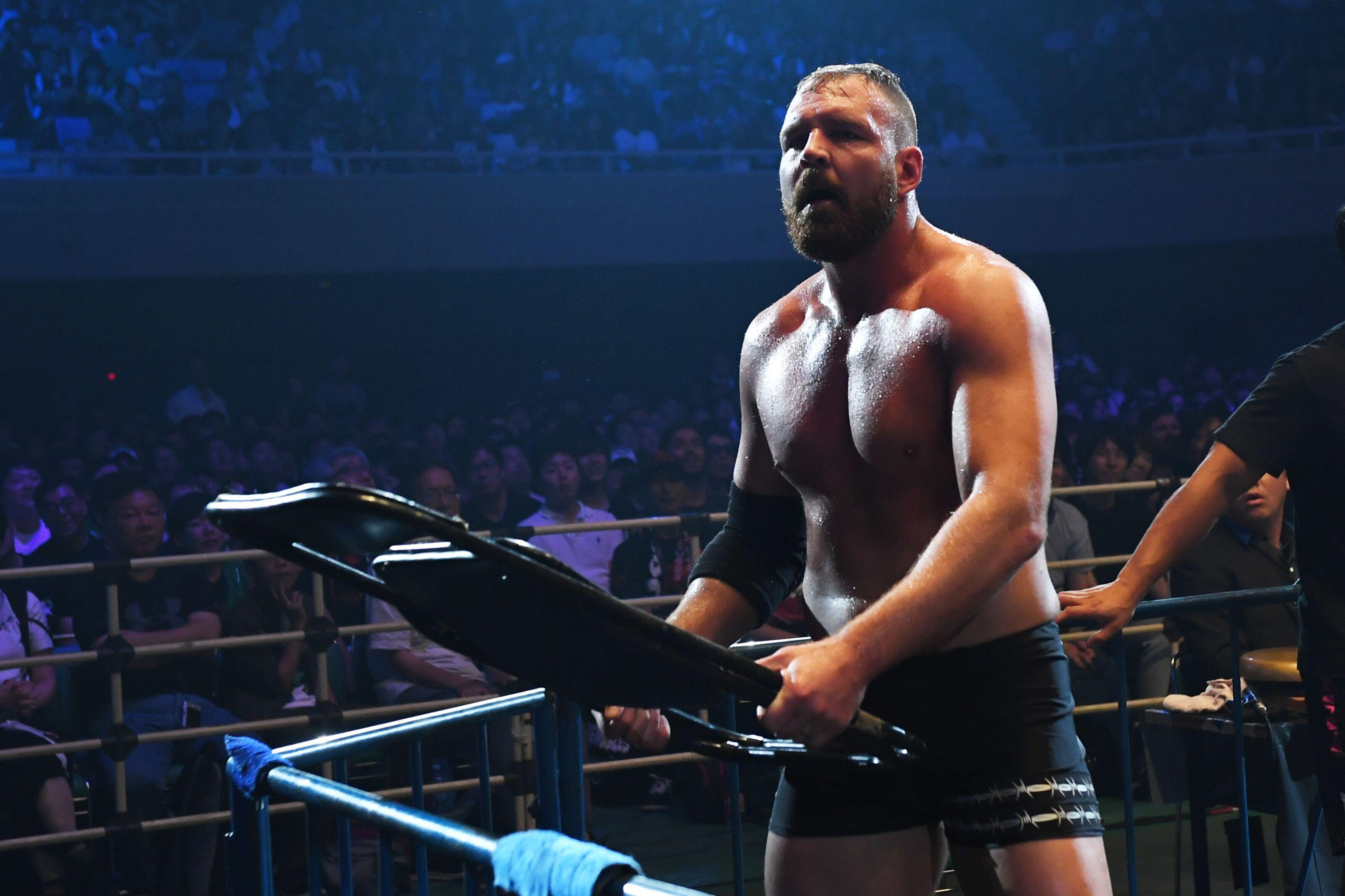 WWE/NJPW/AEW: Jon Moxley's 5 best career matches