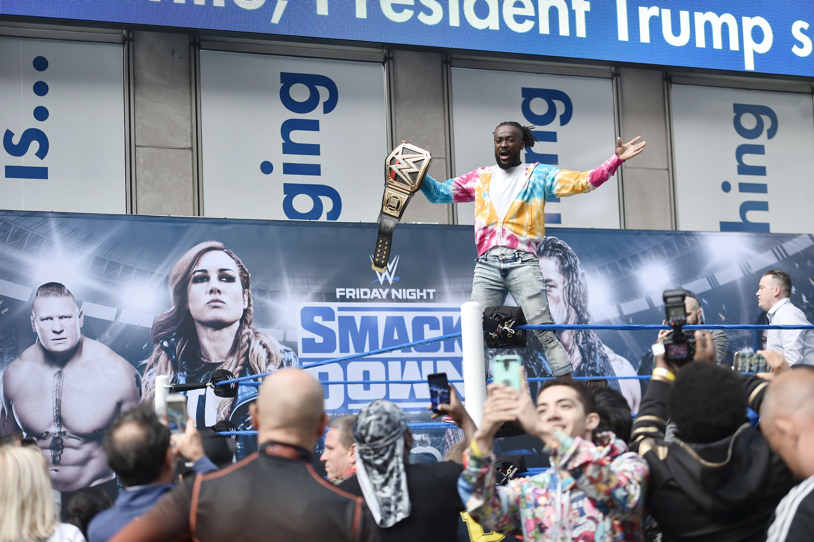 WWE SmackDown FOX Premiere: Results, Highlights, and Grades for Oct 4
