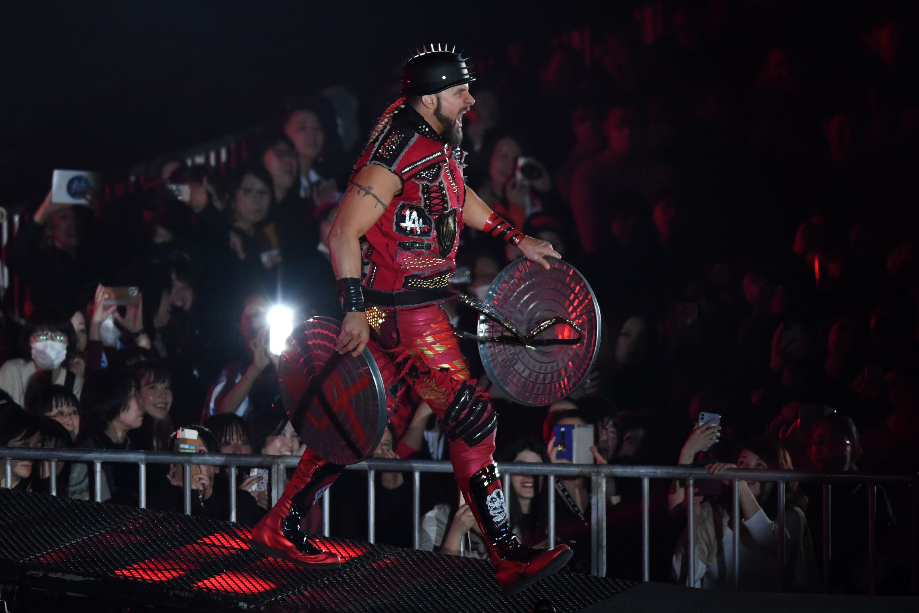 AEW reportedly 'in talks' with NJPW star Lance Archer