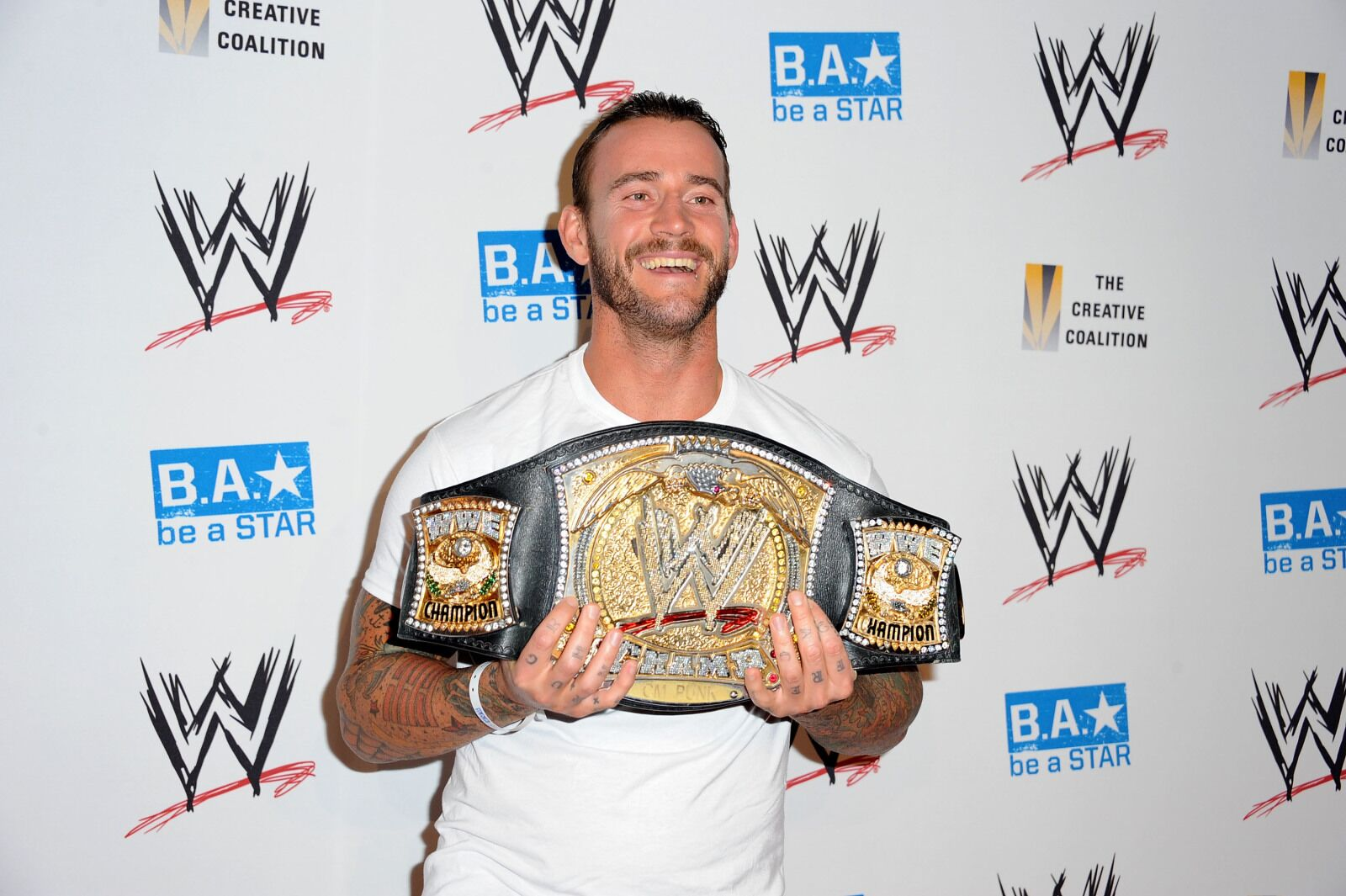 WWE Rumors: Don't get excited, CM Punk is trolling you