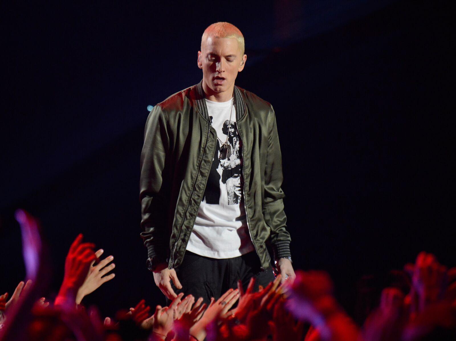 Report: WWE, Eminem agree to deal for 2K soundtrack, SmackDown appearance