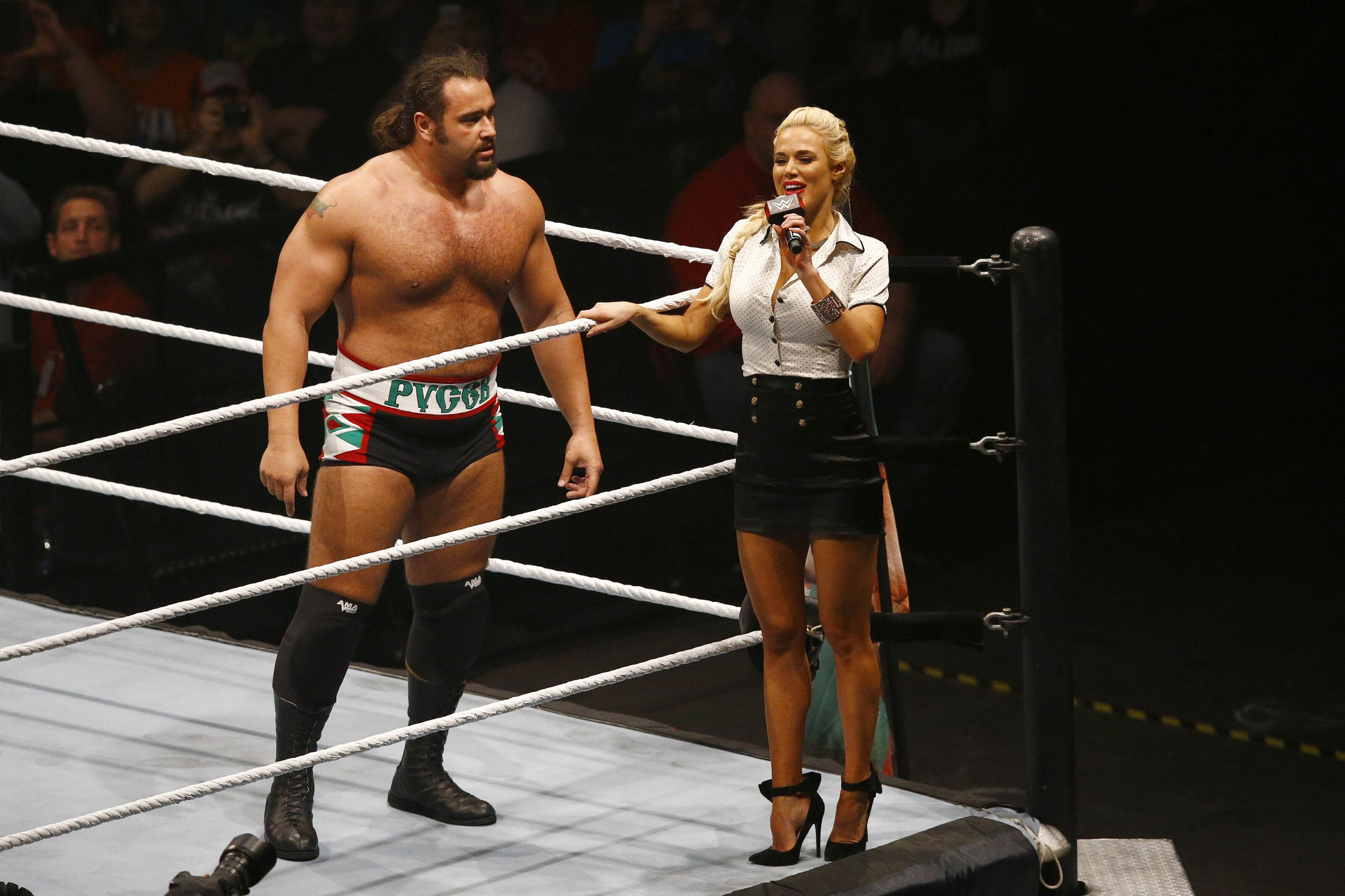 WWE: Rusev and Lana work better together than apart