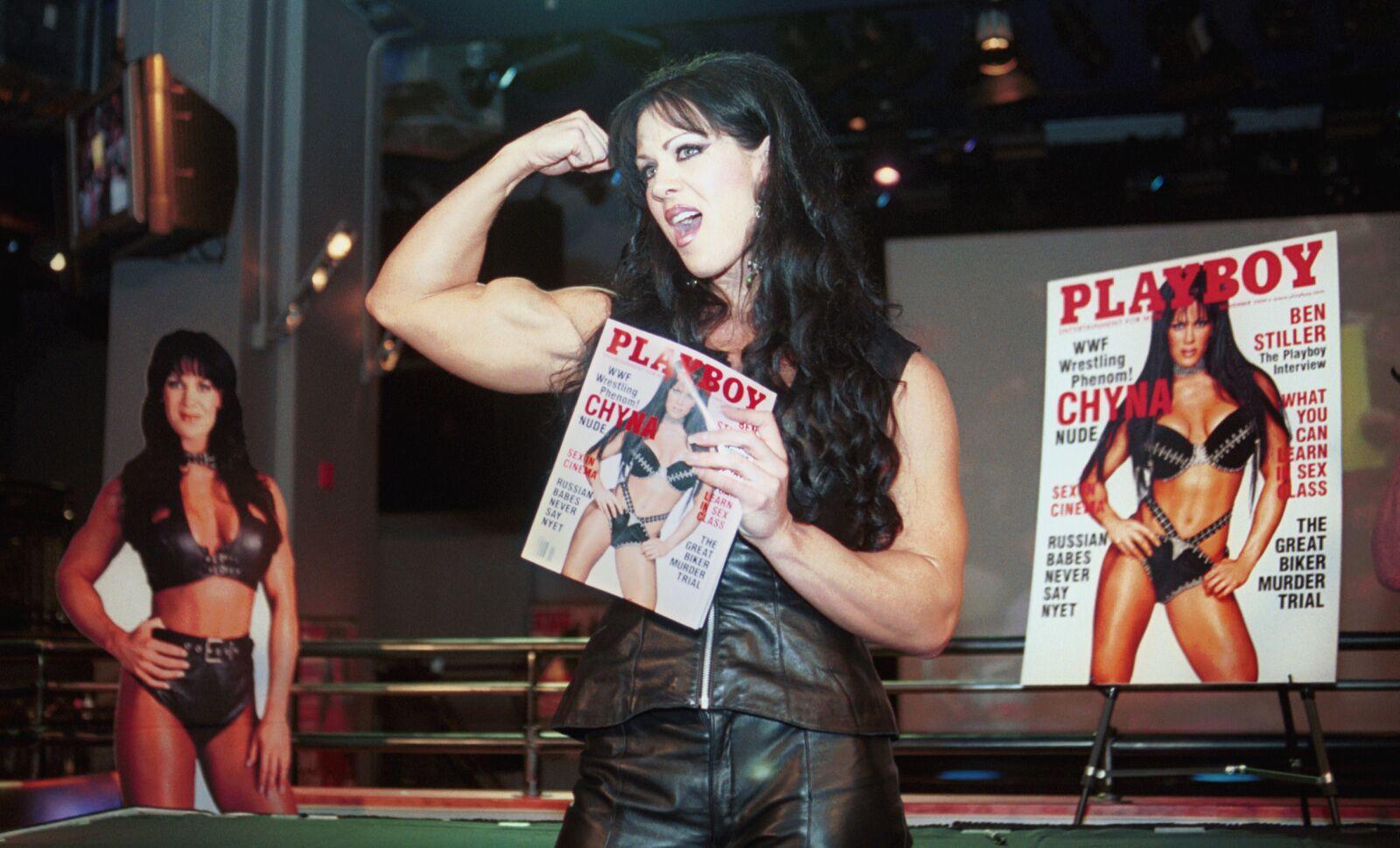 Chyna vs Lita WWF Womens Championship Judgement Day 2001