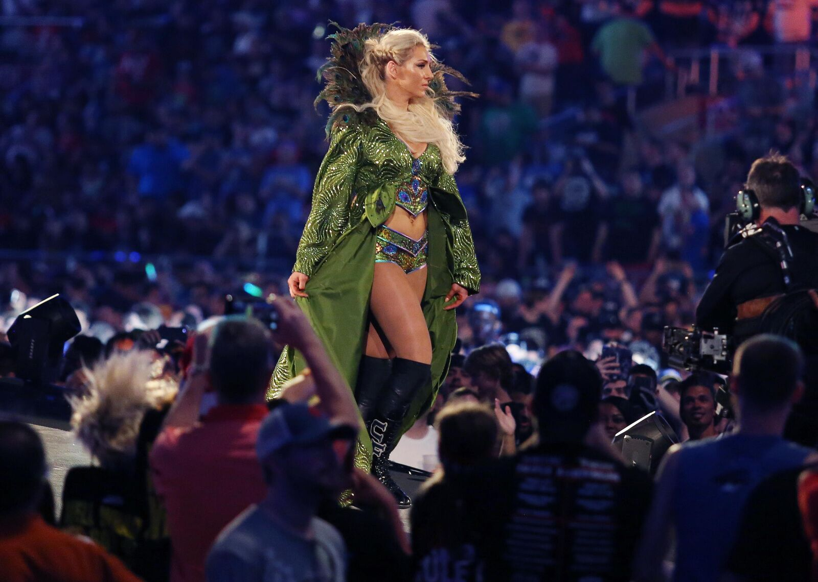 Charlotte Flair reportedly not scheduled to face Becky Lynch or Bayley