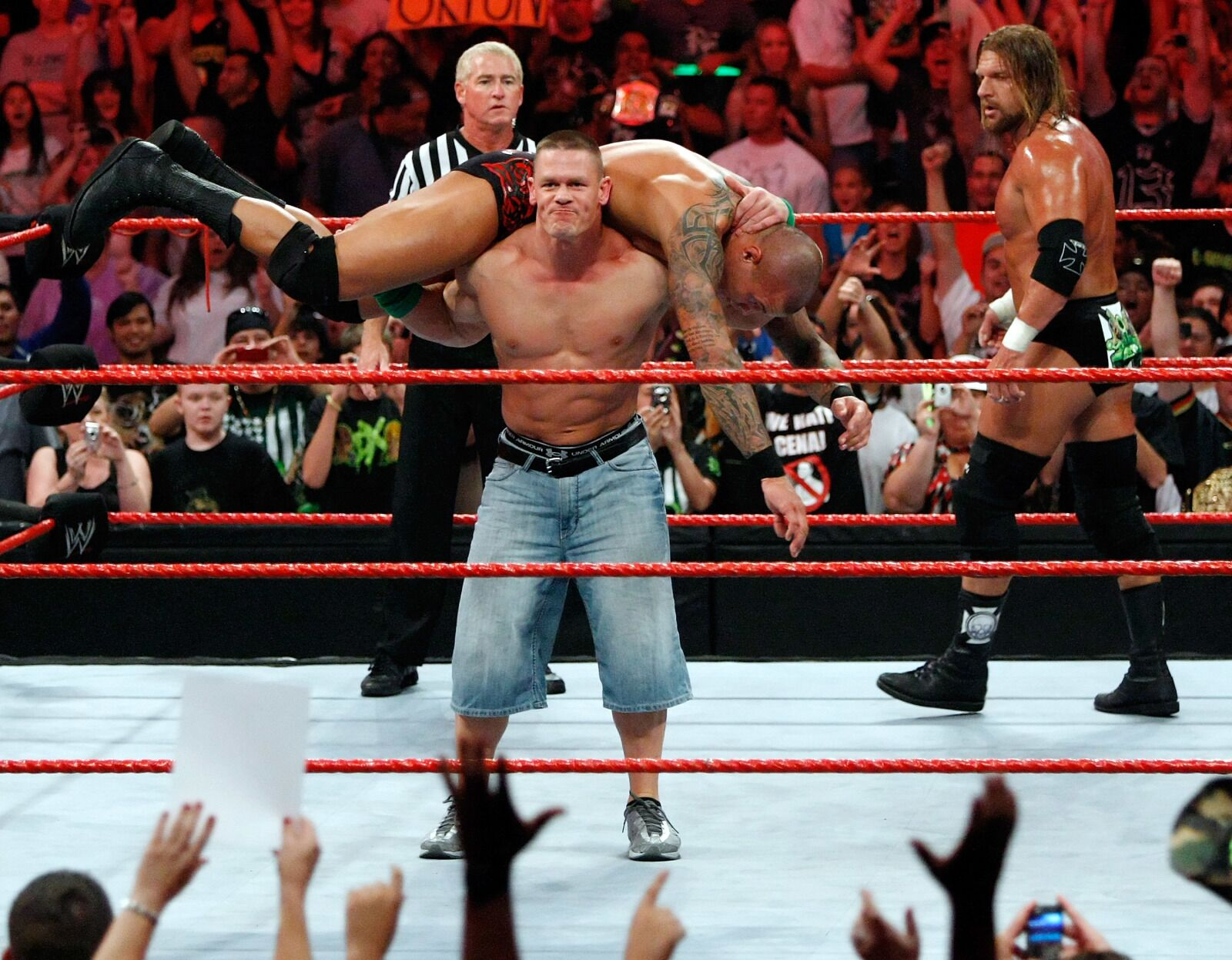 John Cena is teasing a WWE Royal Rumble 2020 return