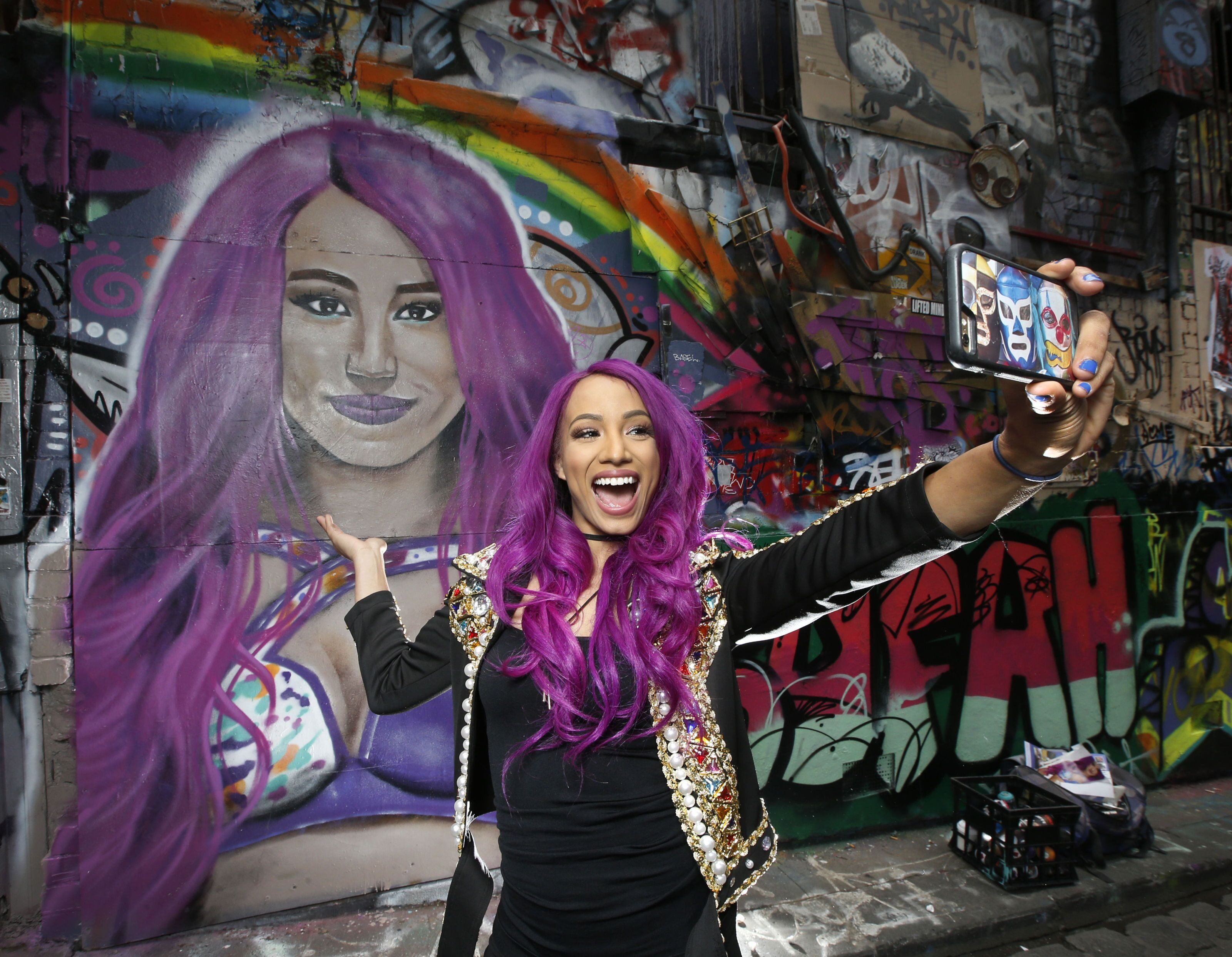 WWE: 5 awesome opponents for Sasha Banks upon return