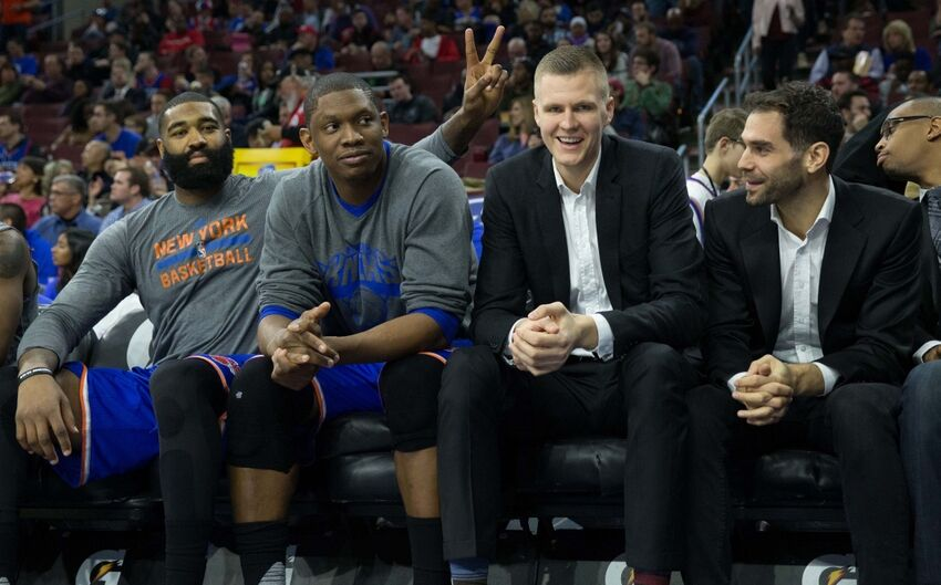 Knicks Assembling The 2016 2017 Dream Team