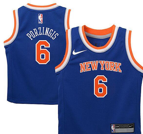 9b77cfcbf95 New York Knicks Gift Guide: 10 must-have Kristaps Porzingis items