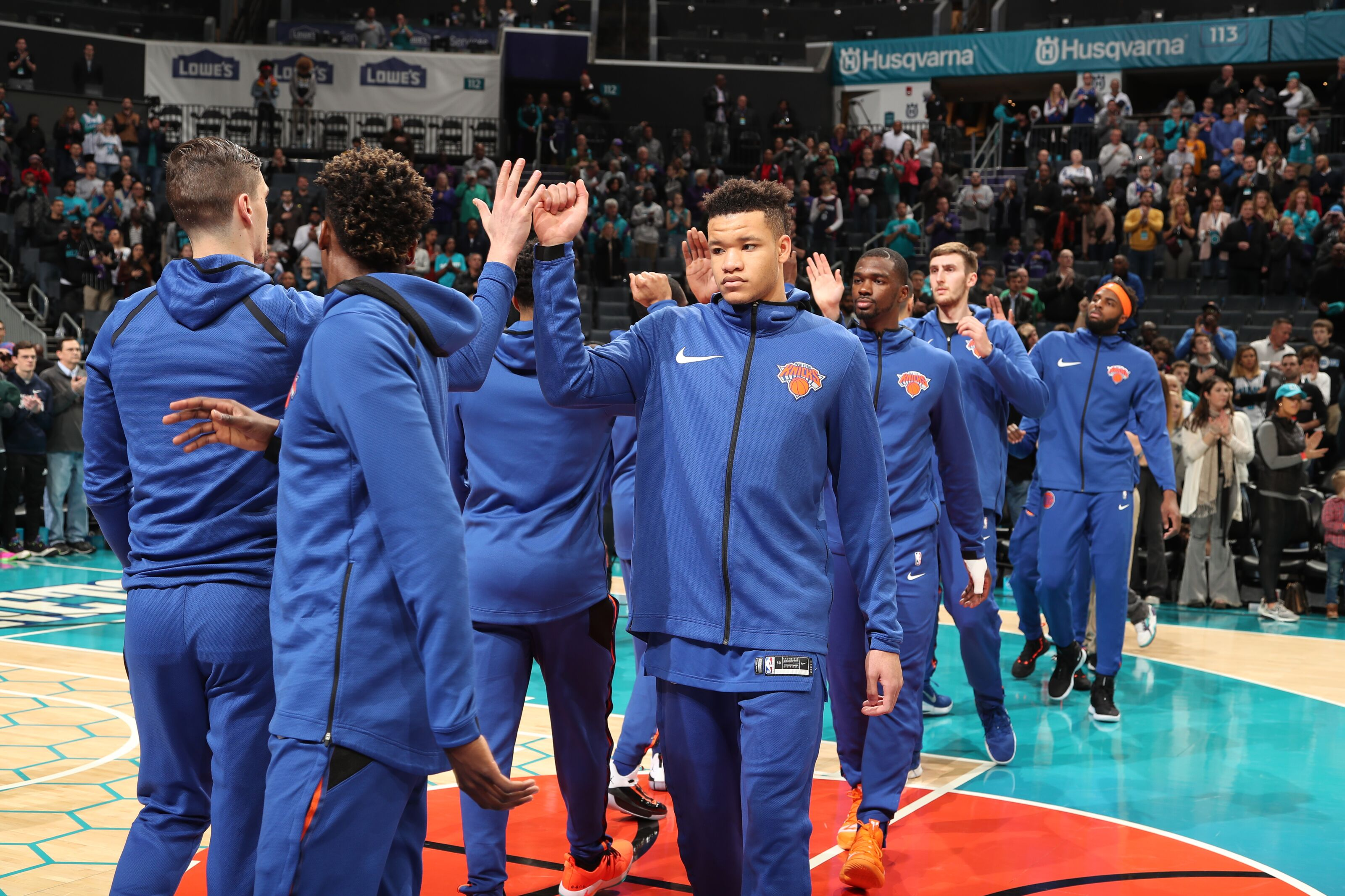 62e509ca5ce5 New York Knicks  Team is already setting up its free agent pitch